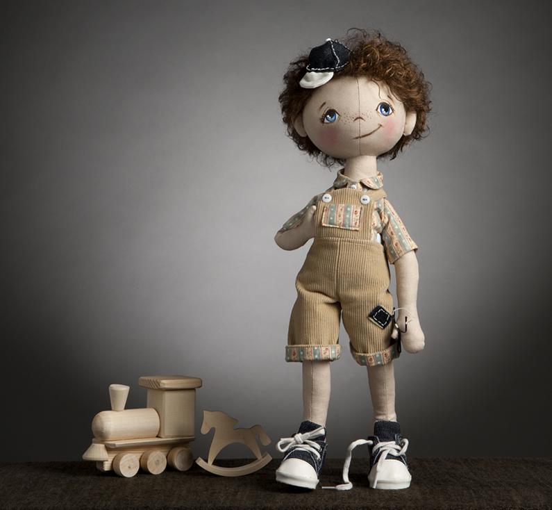 Набор для шитья кукол своими руками